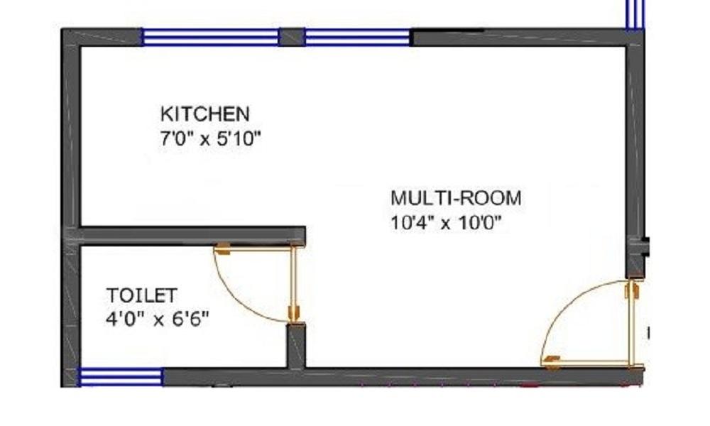 Karrm Brahmaand Floor Plan