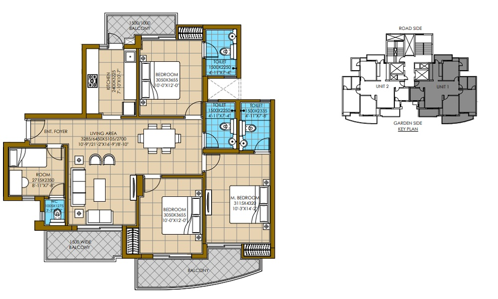 ATS Homekraft Nobility Floor Plan