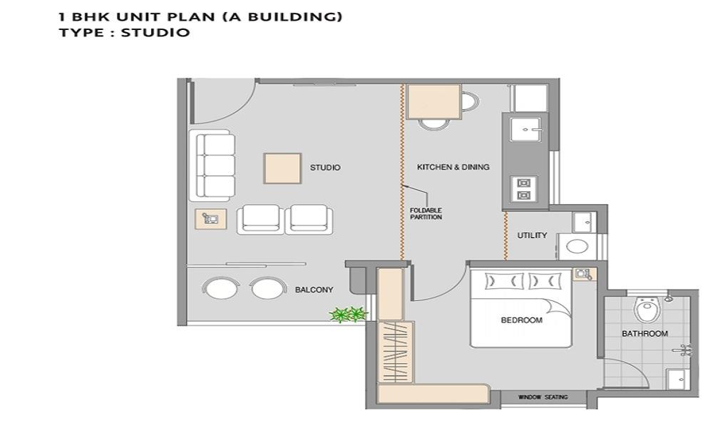 Vilas Javdekar Yashone Wakad Central Floor Plan