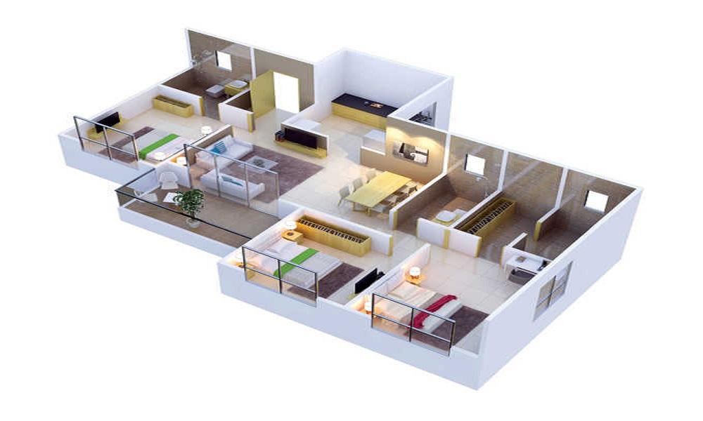 VTP Celesta Floor Plan
