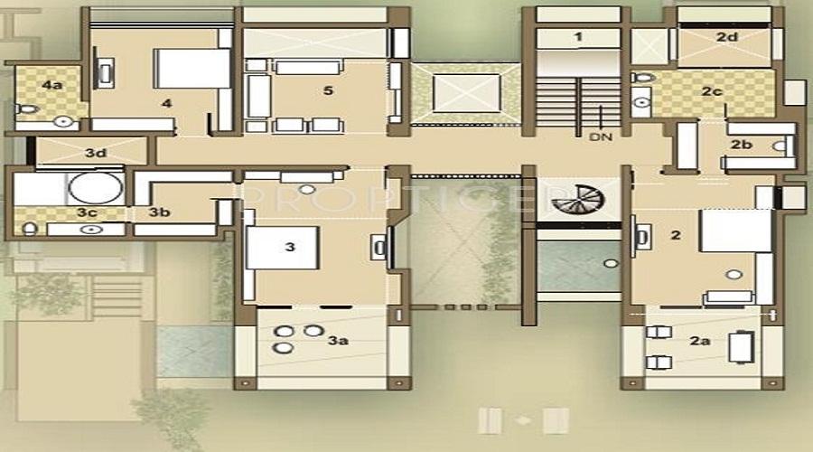 Goyal Riviera Greens Floor Plan