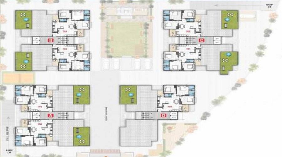 Hari Icon Floor Plan