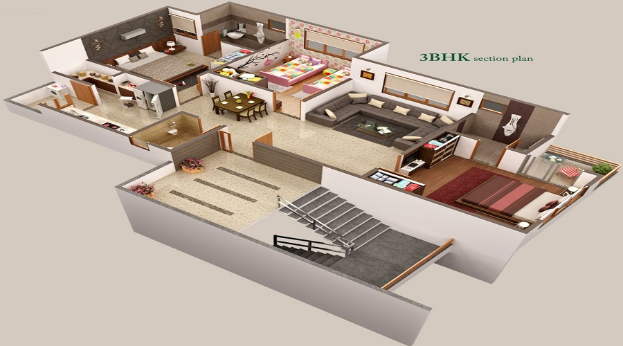 Karmajyot Silver Floor Plan