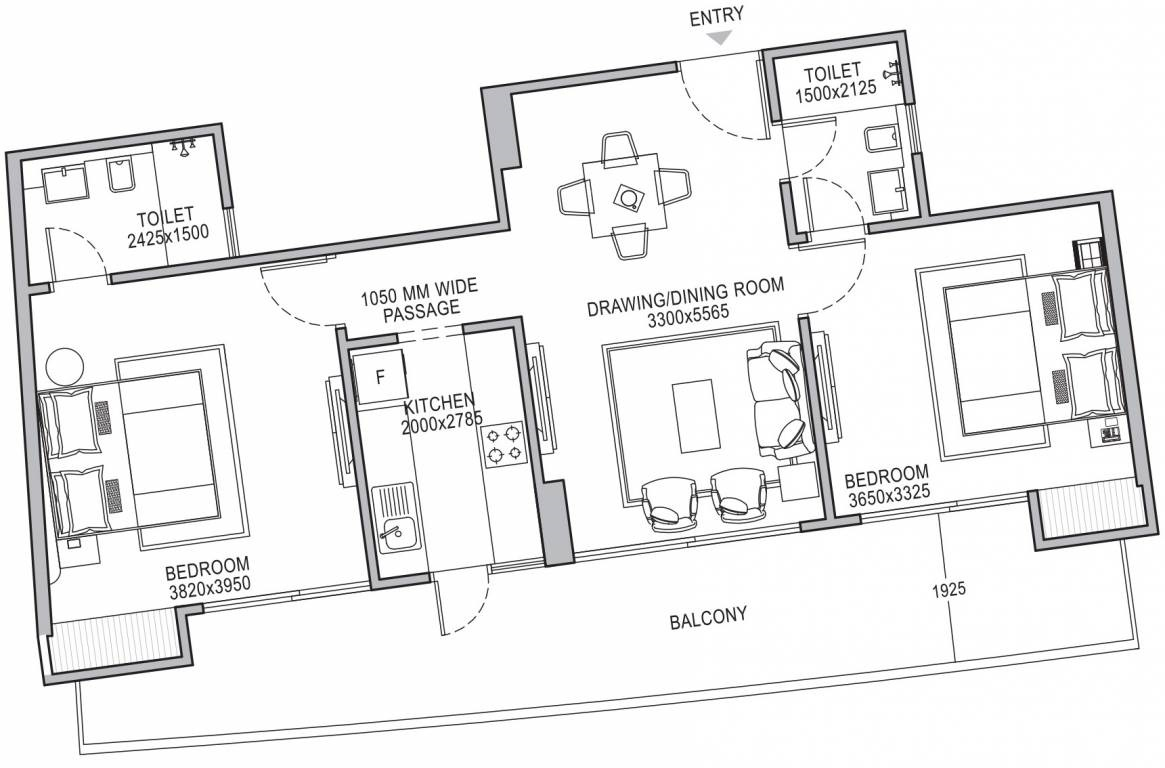 Home And Soul F Premiere Floor Plan