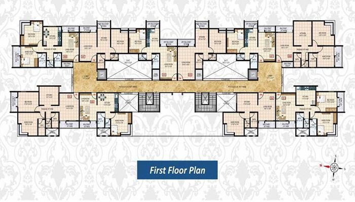 Adarsh Vihar Floor Plan