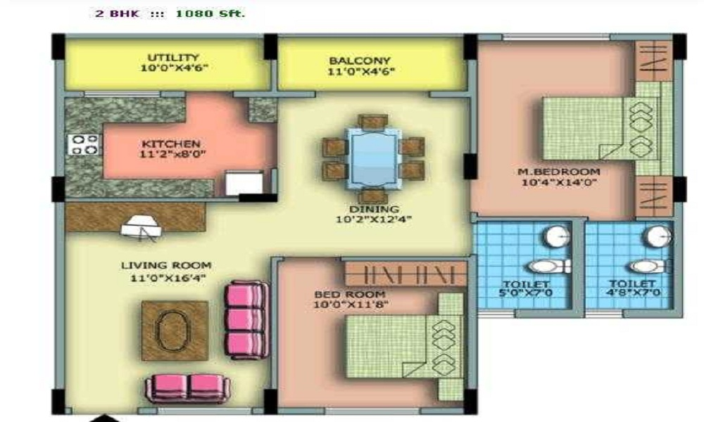 AMIGO ACAS Crescent Square Floor Plan