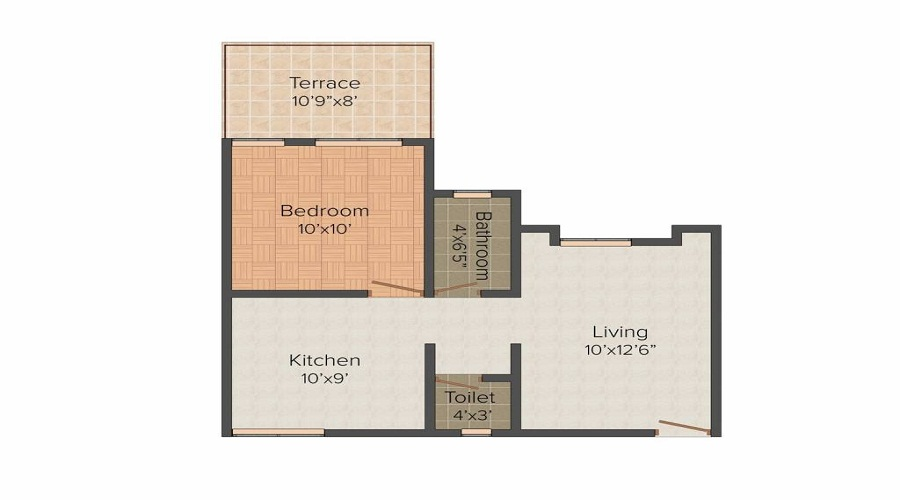 Urban ULV Sushant Floor Plan