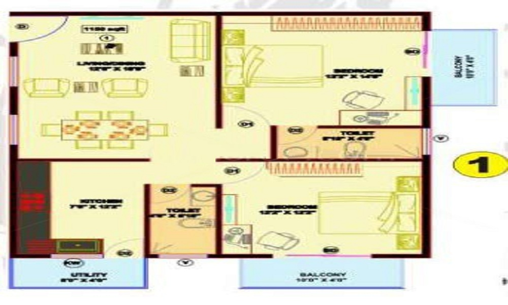 Prince Princess Palace Floor Plan