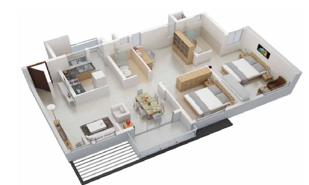 Assetz Daintree Floor Plan
