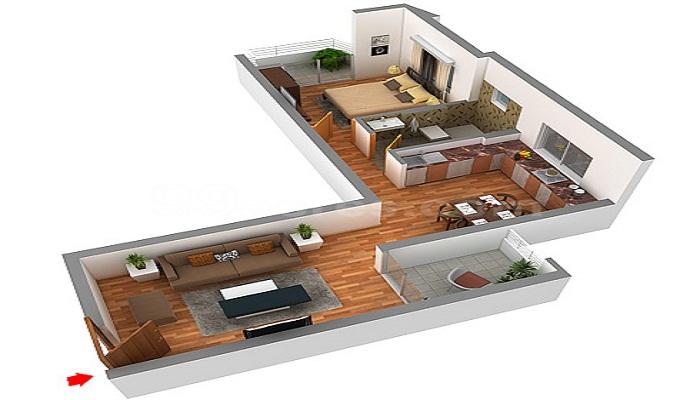 Brigade Metropolis Floor Plan