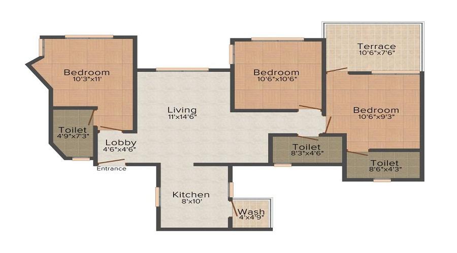 Arv Arv Royale Reviews Nibm Annexe Pune Price Location Floor Plan