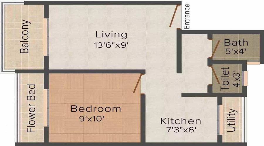 Devkrupa Dev Sakha Floor Plan