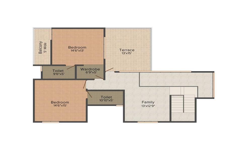 Confident Gold Coast Floor Plan