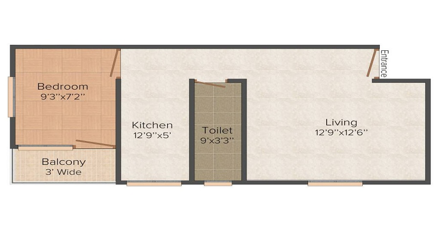 Shalaka Opus Floor Plan