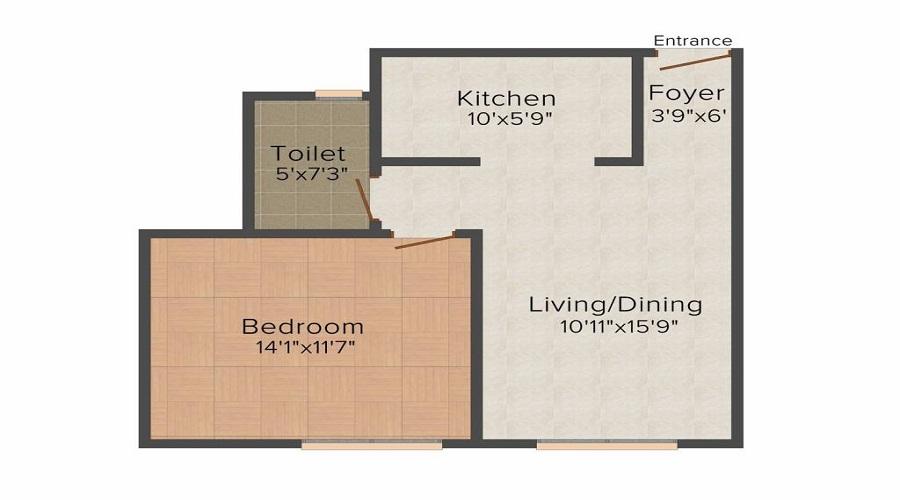 Indio Classic Floor Plan