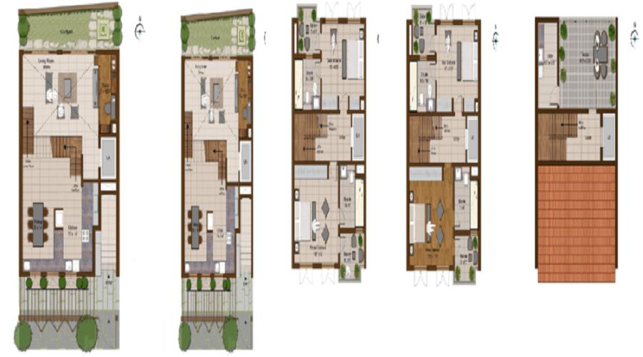Maysons Udbhava Floor Plan