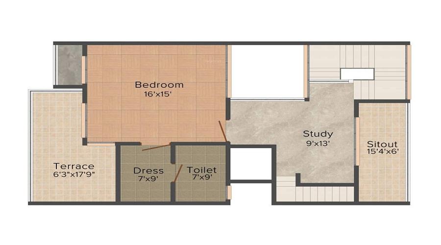 Axr Properties Zeus Floor Plan