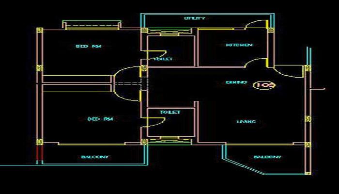 Nandi Constructive Sunrise Apartments Floor Plan