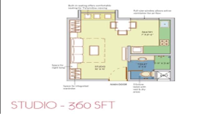 Patel Realty Smondo 3 Floor Plan