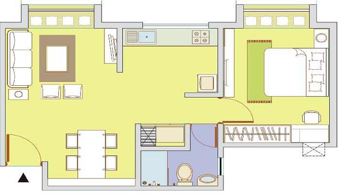 Patel Realty Smondoville Floor Plan
