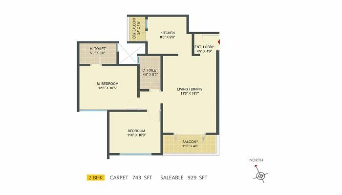 Pride Housing Springfield Floor Plan
