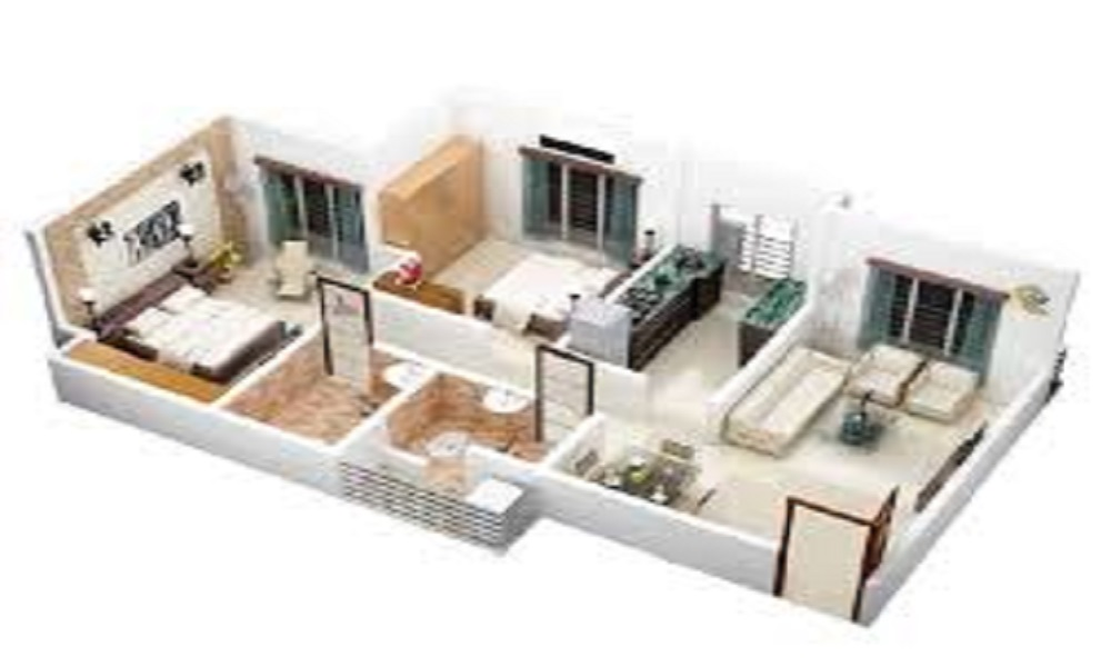 Ranka Court Apartments Floor Plan