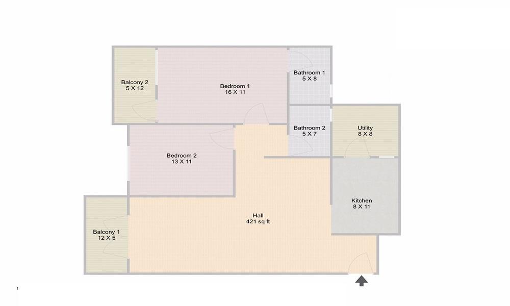 Reliaable Acacia Floor Plan