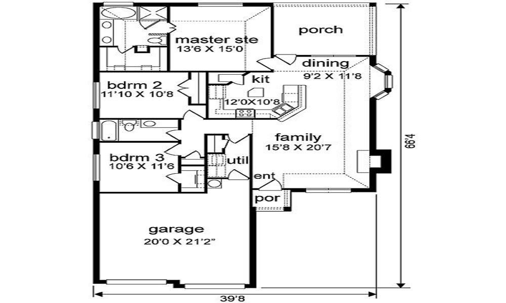 Renaissance Holdings HVV Valley Floor Plan