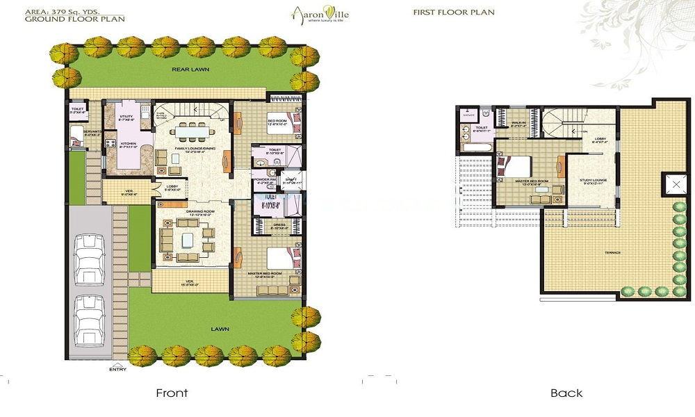 Renaissance Holdings Nature Walk Floor Plan