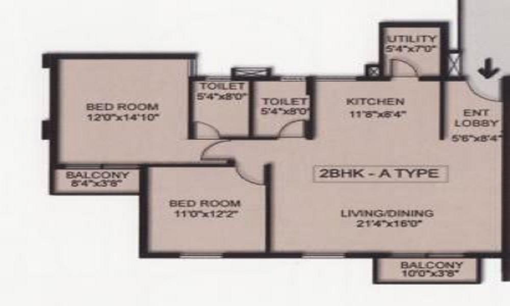 SJR Group Equinox Floor Plan