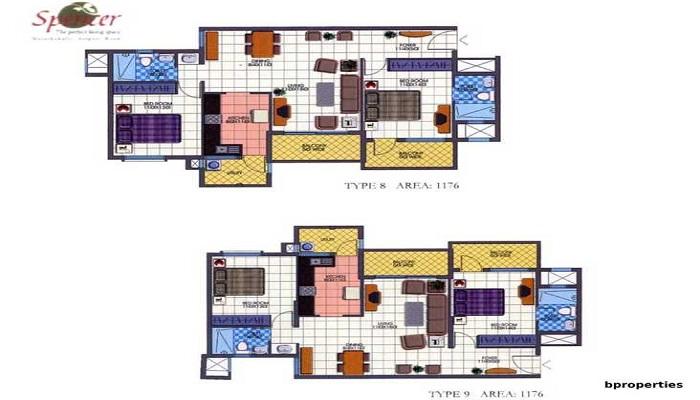 SJR Spencer Floor Plan