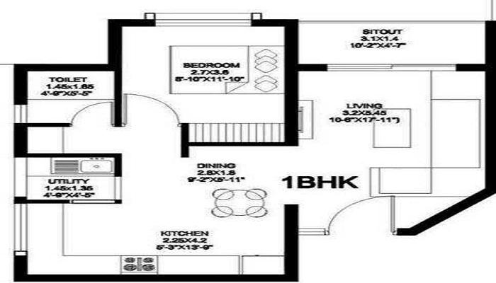 SJR Fiesta Homes Floor Plan