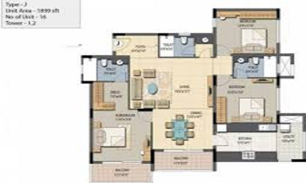 Sterling Terraces Phase 2 Floor Plan