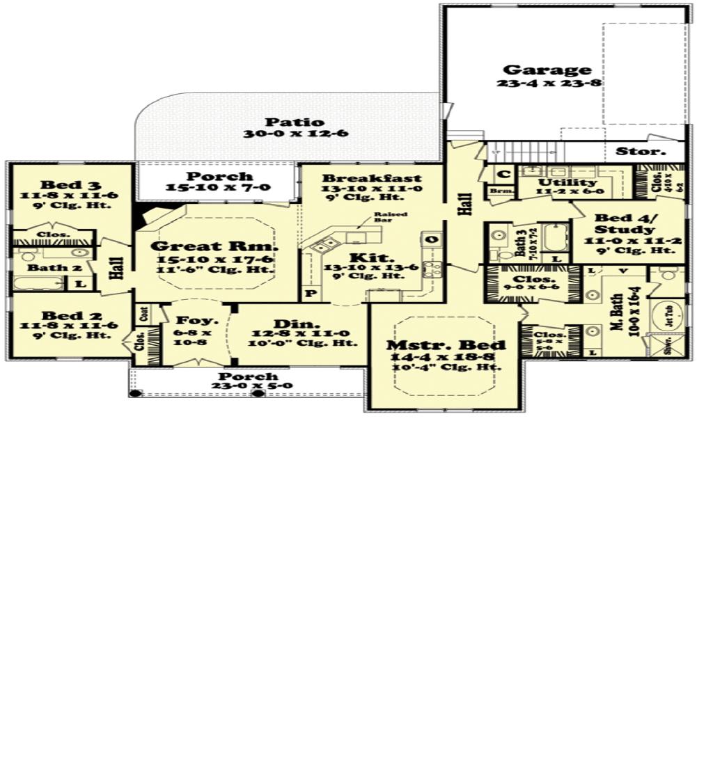 SVR Paradise Floor Plan
