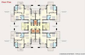 DLF Carlton Estate Floor Plan