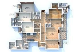 DLF The Aralias Floor Plan