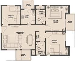 DLF Royalton Tower Floor Plan