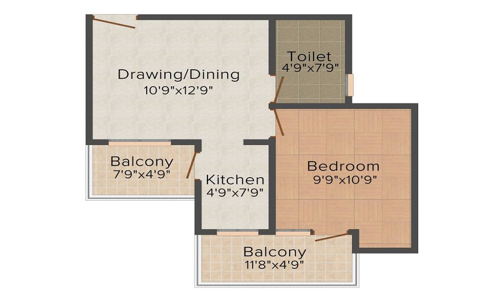Ecnon Kings Court Floor Plan