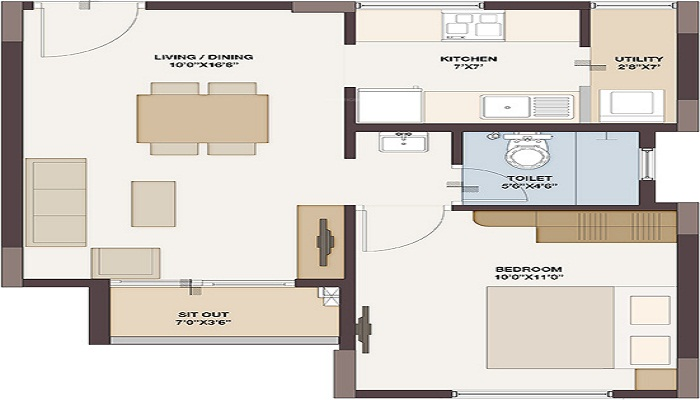 Provident Housing The Tree Floor Plan