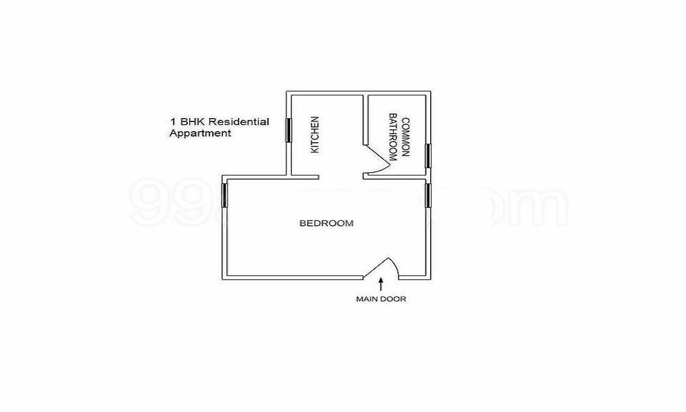 NDA Shiv Shakti Floor Plan