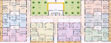 Assotech Breeze Floor Plan