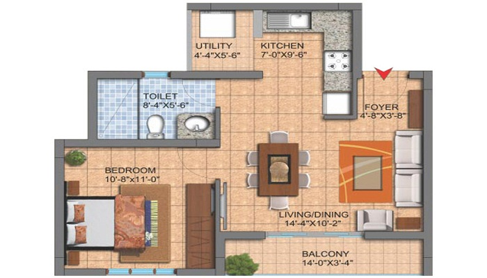 SJR Primecorp Hamilton Homes Floor Plan