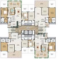 Chanakya Floors 1 Floor Plan