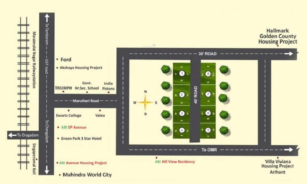 ABI Estates Mullai Nagar