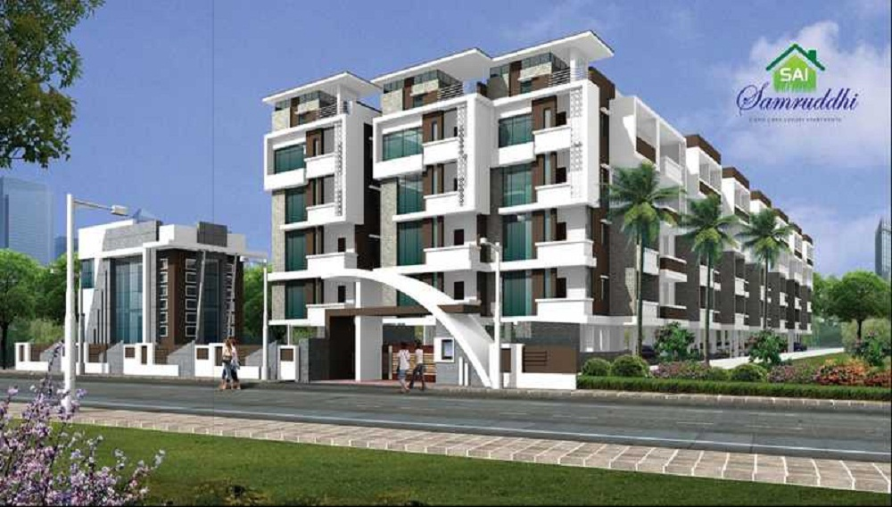 DLR Sai Samruddhi Apartment