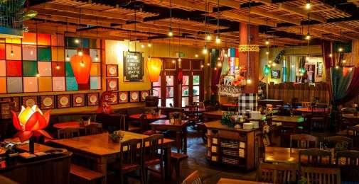Top Restaurants in Noida