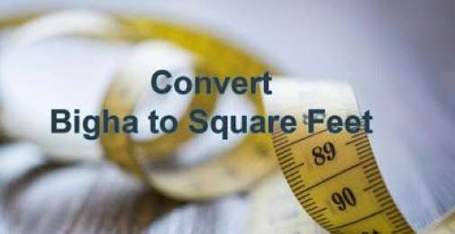 Bigha to Square Feet & Convert Bigha to Square Feet