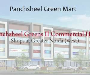 Panchsheel Greens Mart