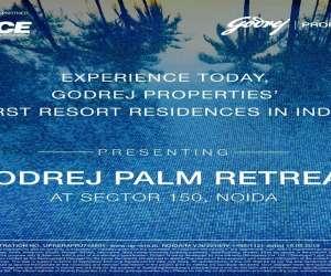 Godrej Palm Retreat