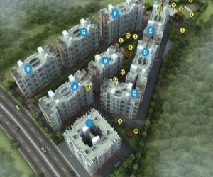 Maple Aapla Ghar Wagholi Annex Phase 1